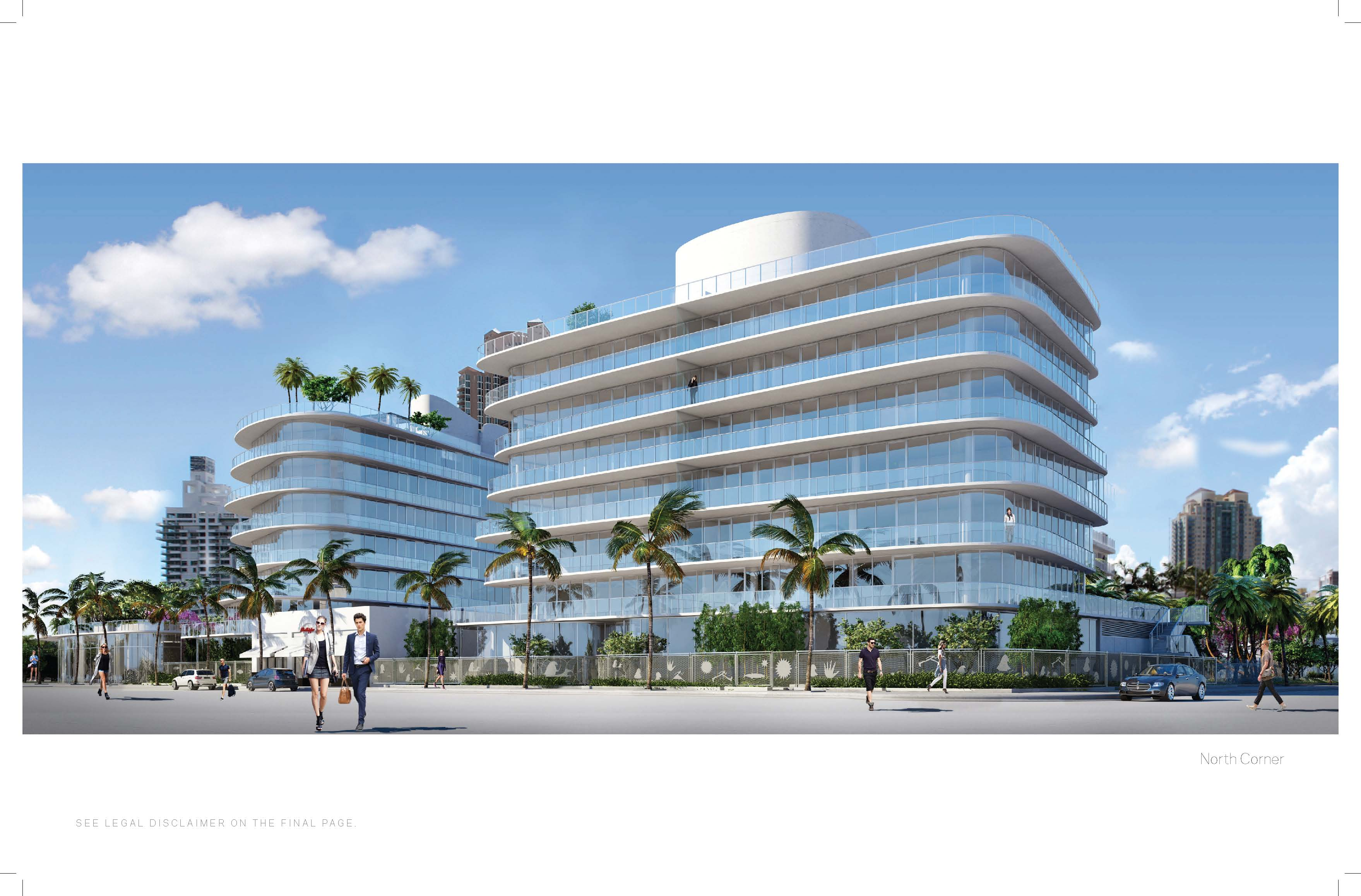One Ocean Miami Beach, One Ocean South Beach condos