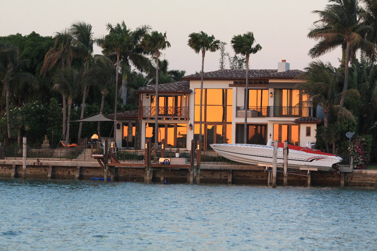 ... Dilido Island Miami Beach ...