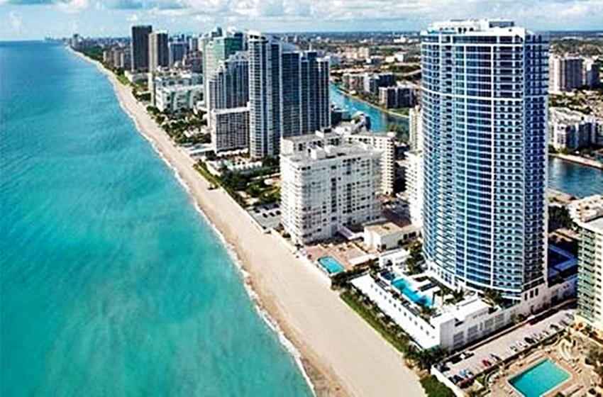 Sunny Isles 400 Miami43000 Trump Beach Resort32212 Condos Hollywood35270