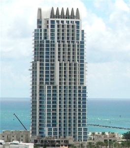 Continuum South Beach Condos Sales Data