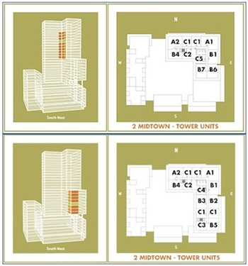 Midtown-Miami-Condos-Layouts