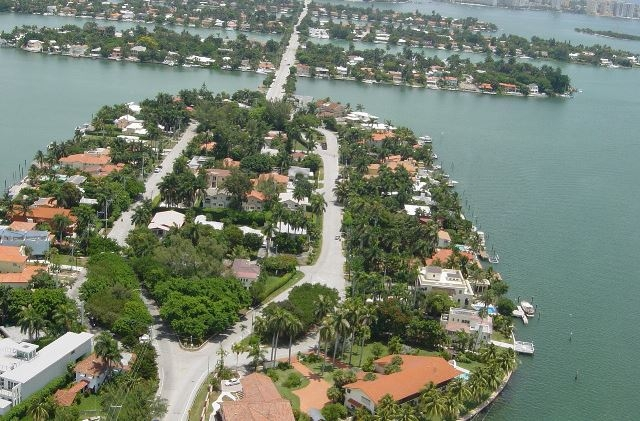 San Marco Island Miami Beach homes