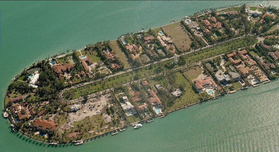 Star Island Miami Beach Homes for sale