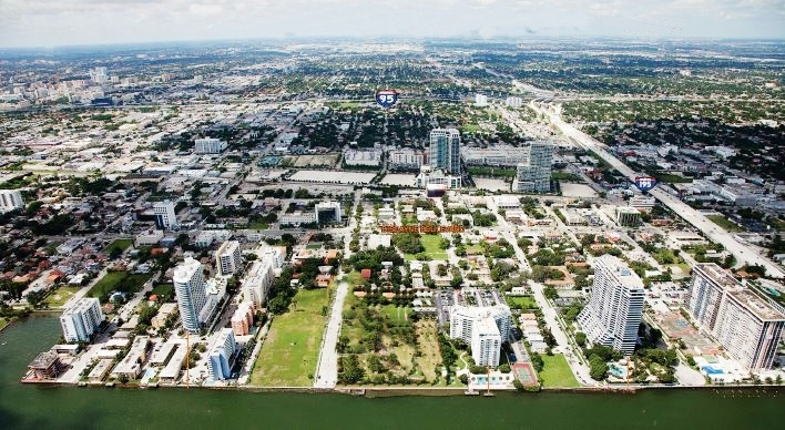 Edgewater and Bayside Miami Homes