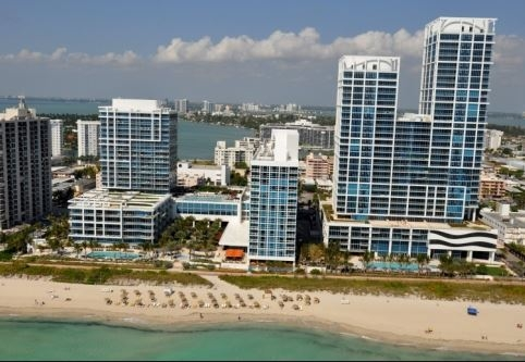 Canyon Ranch Miami Beach condos