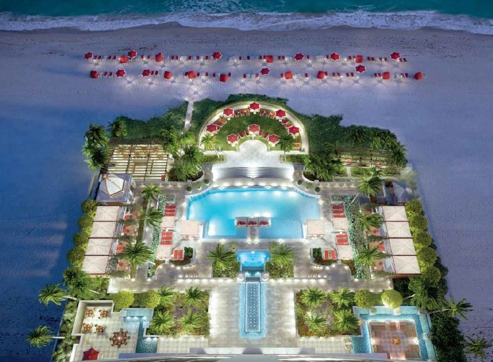 Mansions Acqualina Sunny Isles Beach